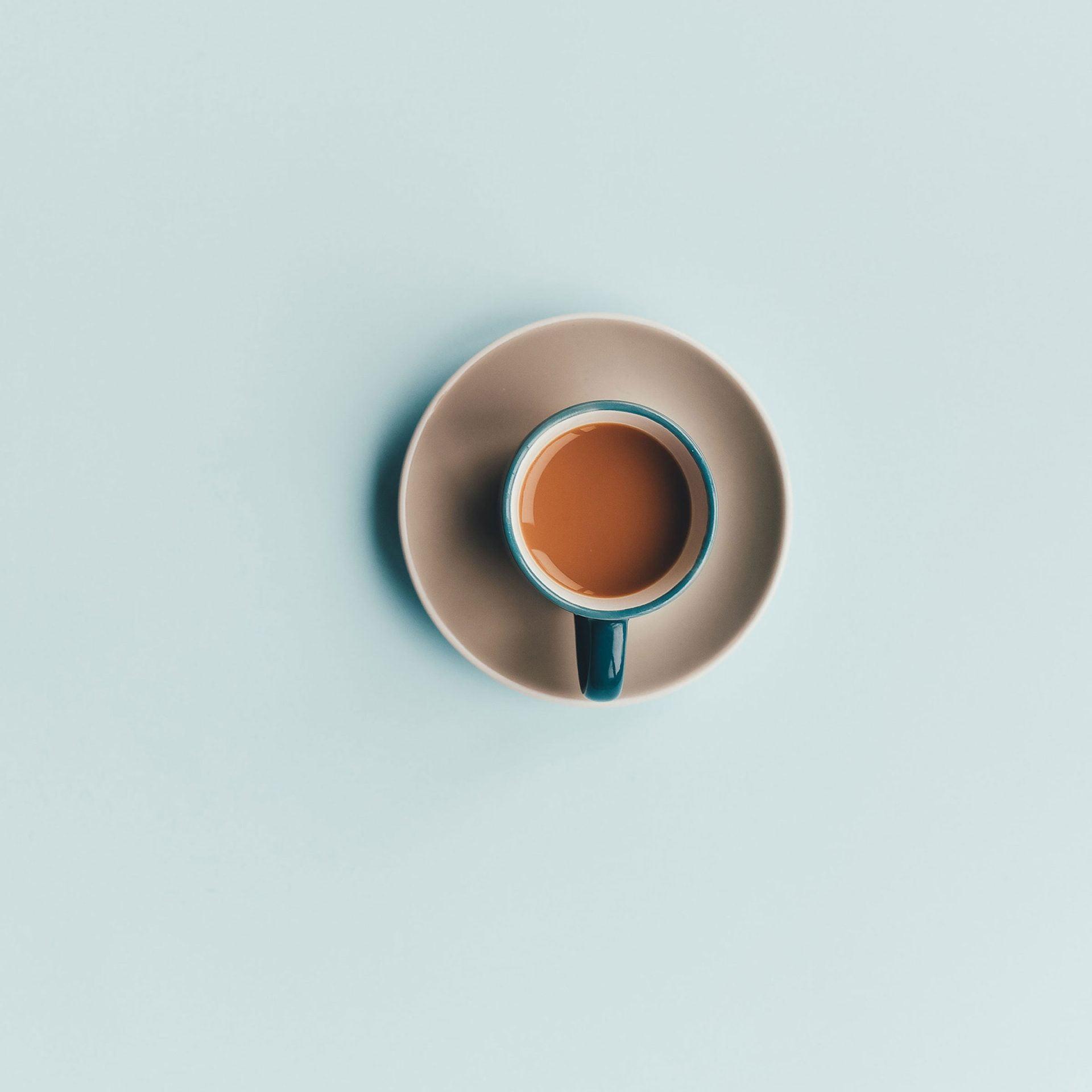 kop koffie: cursus fotobewerking